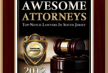 "Arykah Trabosh named ""Awesome Attorney"" in 2012"
