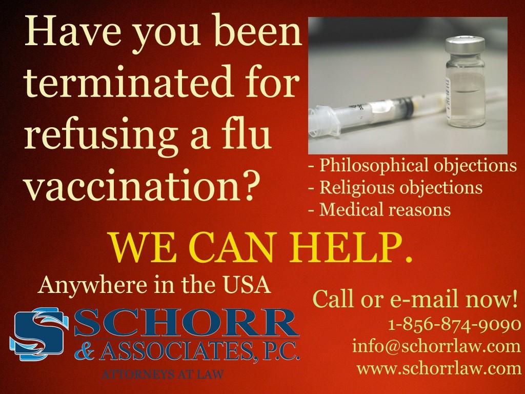 Flu vaccine ad 2016