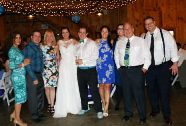 Schorr & Associates Celebrate Matt Schorr's Wedding and Bar Induction