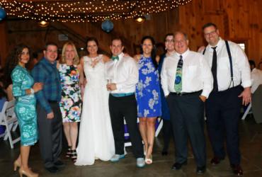 Schorr & Associates Celebrate Matt Schorr's Wedding and Bar Induction